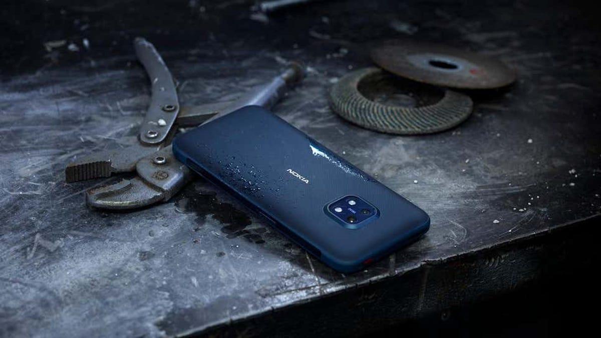 Nokia afirma que su teléfono más nuevo es «a prueba de vida»