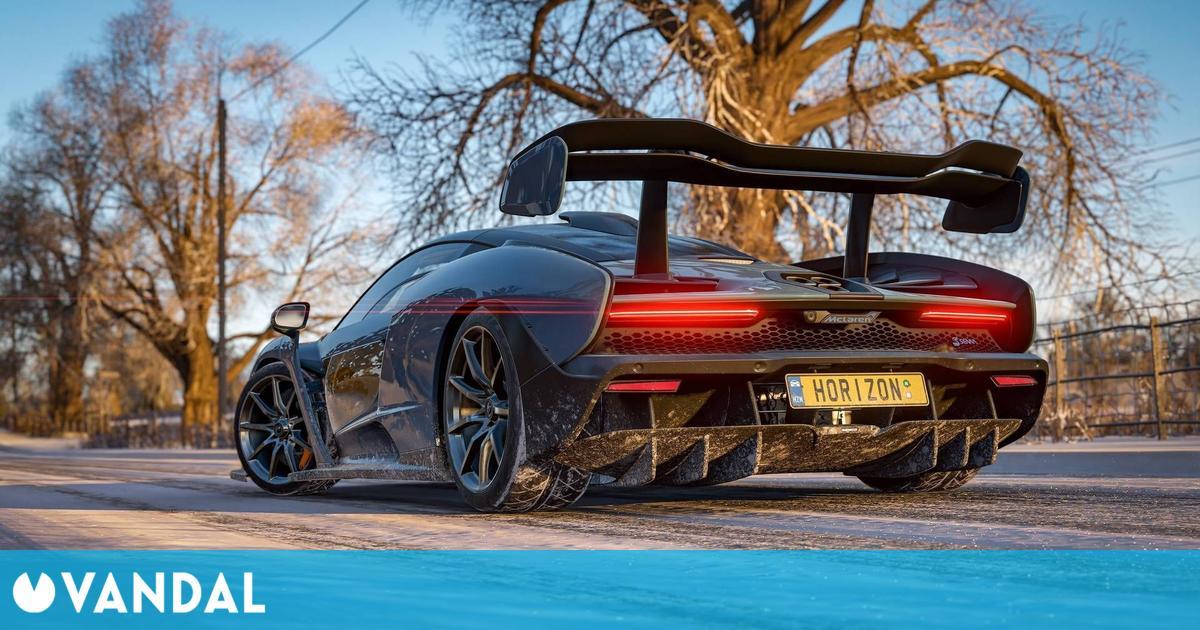 Forza Horizon 4 deja de recibir nuevo contenido de cara al lanzamiento de Forza Horizon 5
