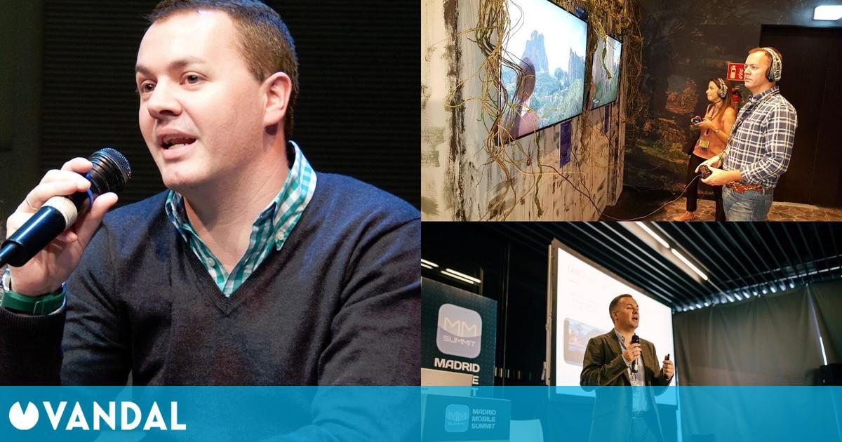 Pablo de la Nuez, el editor que gestionó Tzar y logró que los juegos estuviesen en español
