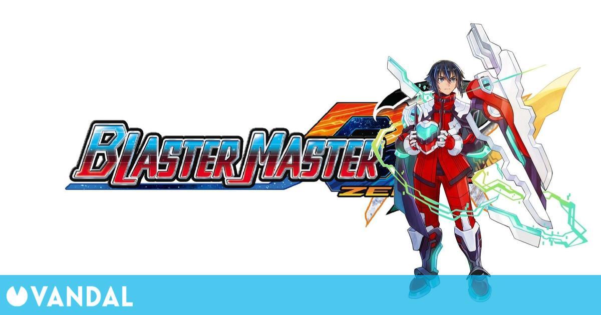 Blaster Master Zero 3 presenta su jugabilidad de cara a su debut el 29 de julio