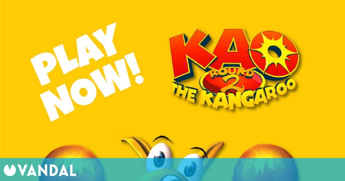 Kao the Kangaroo 2 está disponible gratis para siempre en Steam