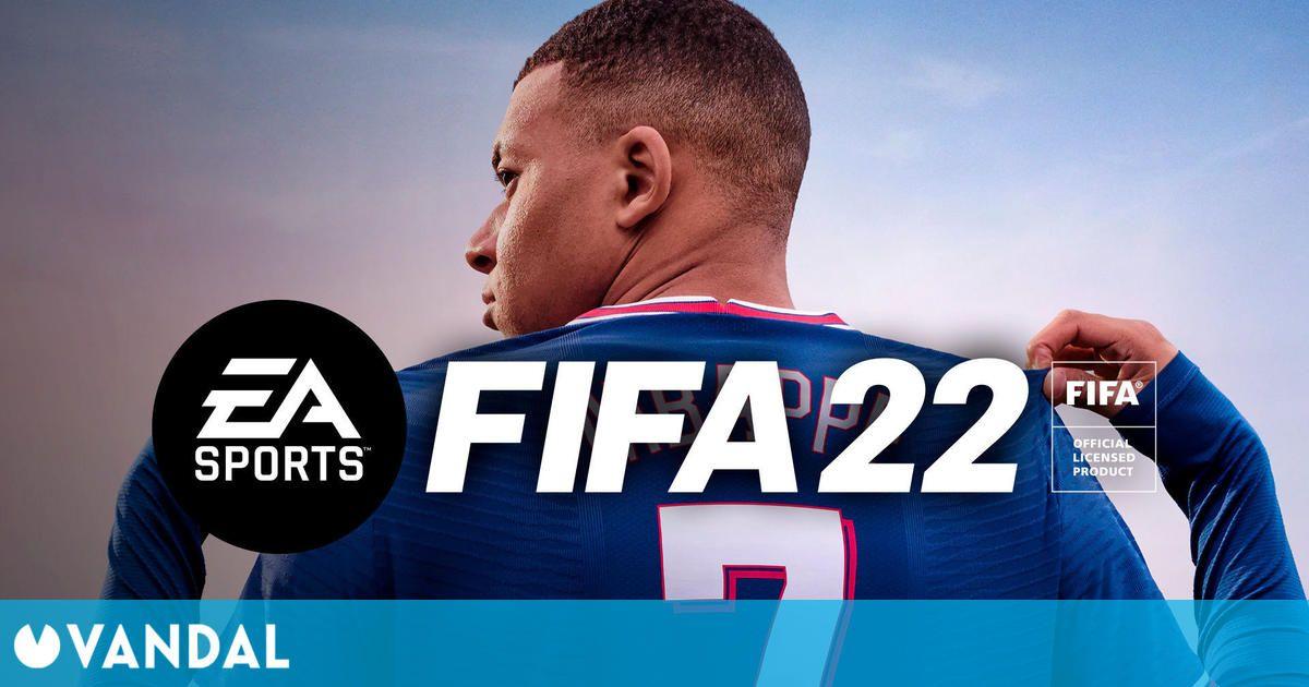 FIFA 22 presenta en vídeo la espectacular tecnología HyperMotion; llega el 1 de octubre