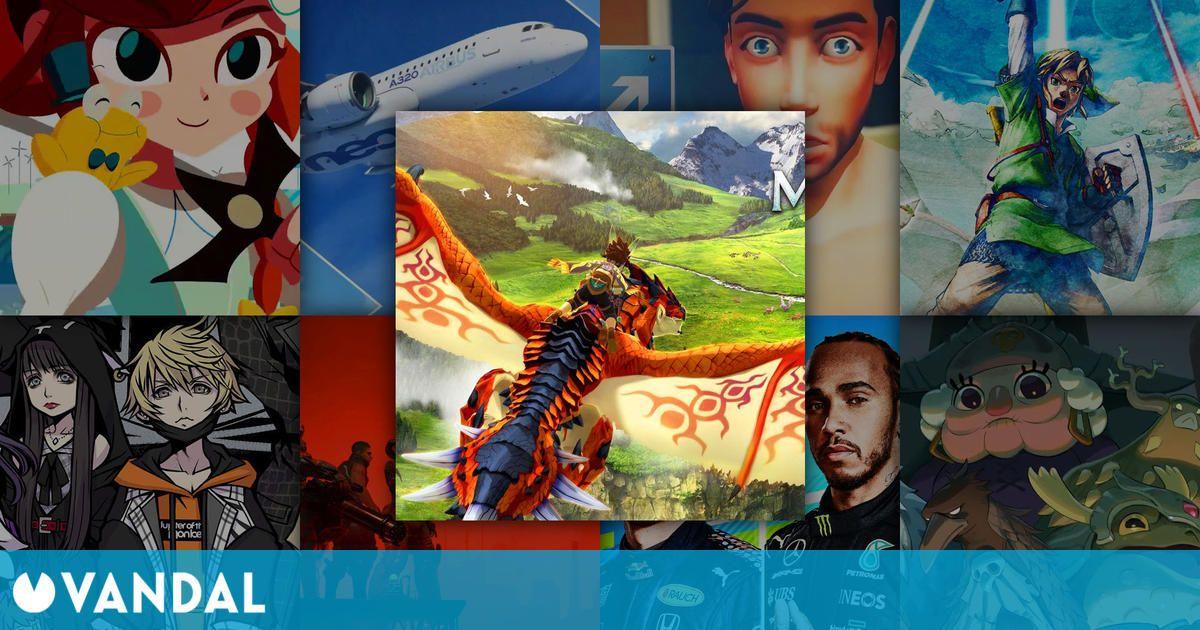 Los lanzamientos más destacados de julio: Monster Hunter Stories 2, The Ascent, F1 2021 y más