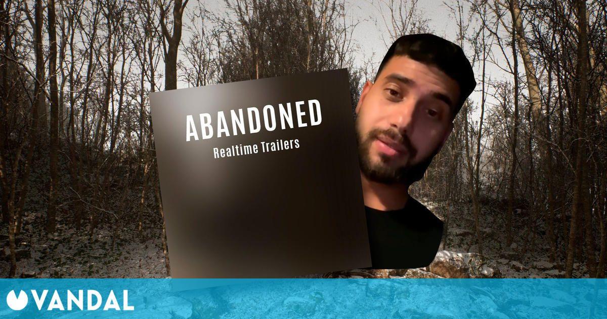 Abandoned lanzará su aplicación gratuita de traílers en PS5 el 29 de julio