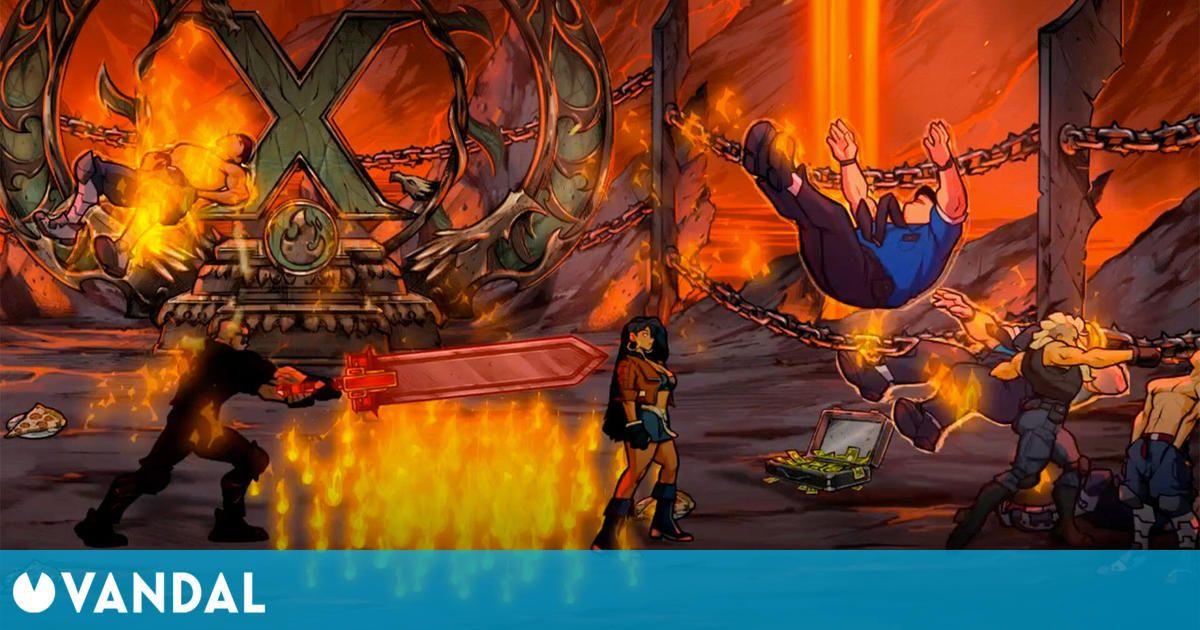 Streets of Rage 4 estrenará su DLC 'Mr. X Nightmare' el 15 de julio