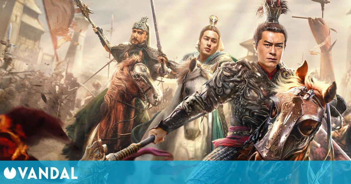 La película de Dynasty Warriors ya está disponible en Netflix