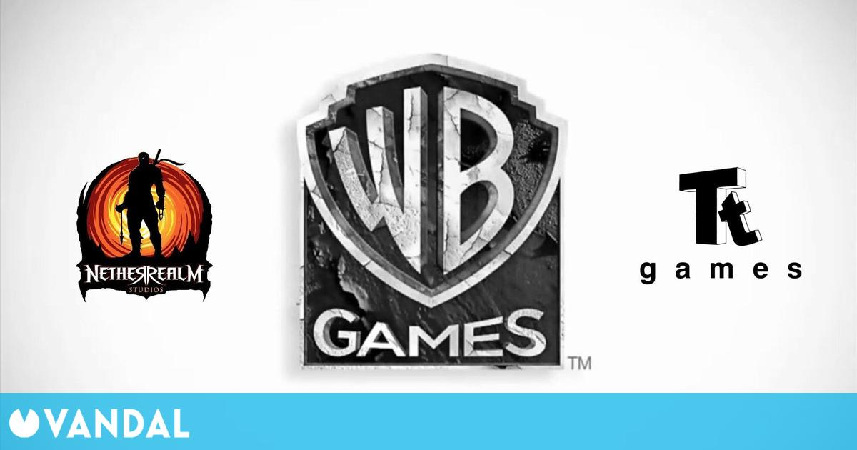 NetherRealm Studios y TT Games 'no están a la venta', asegura WB Games