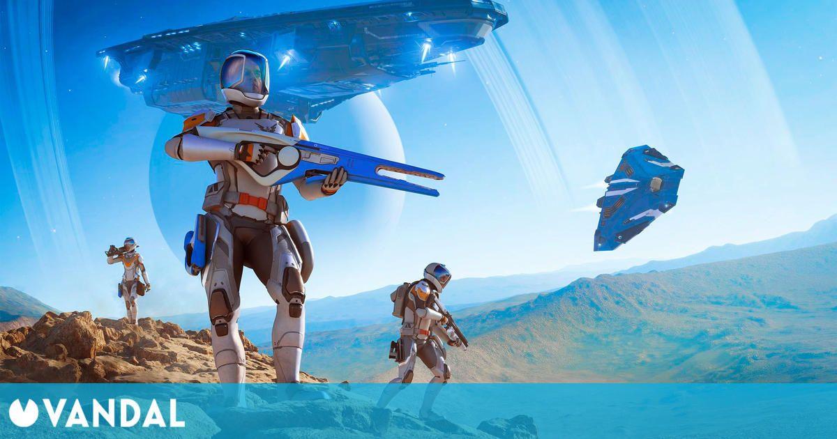 Elite: Dangerous retrasa de manera indefinida el contenido Odyssey en consolas
