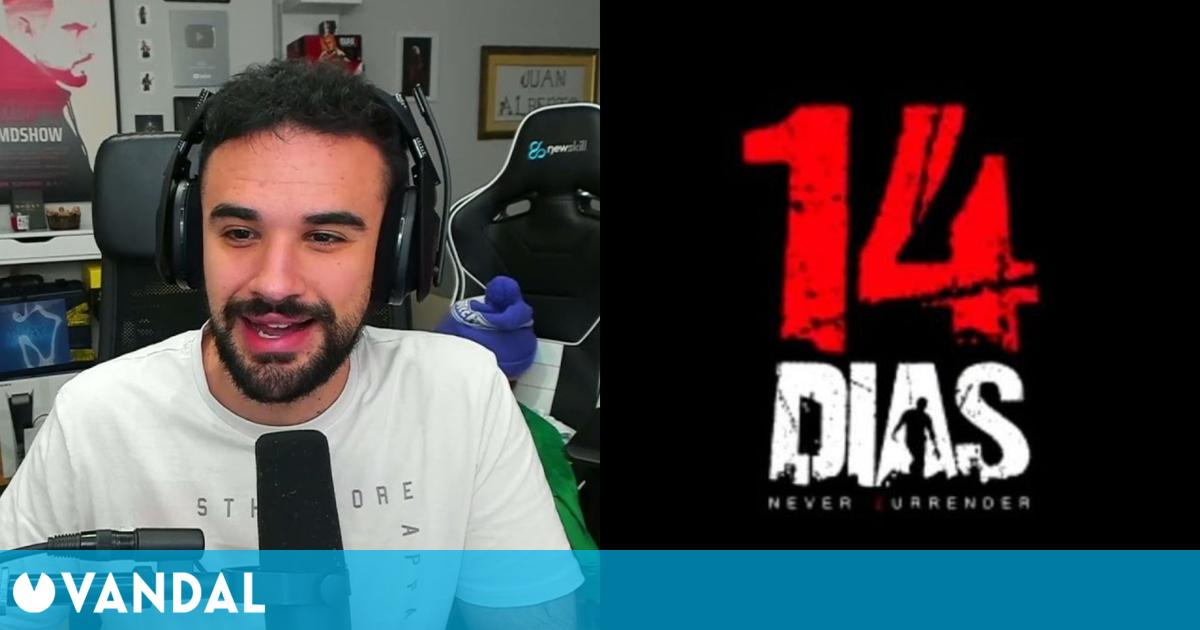 Llega '14 Días' el nuevo evento de supervivencia en DayZ con Rubius, IlloJuan…