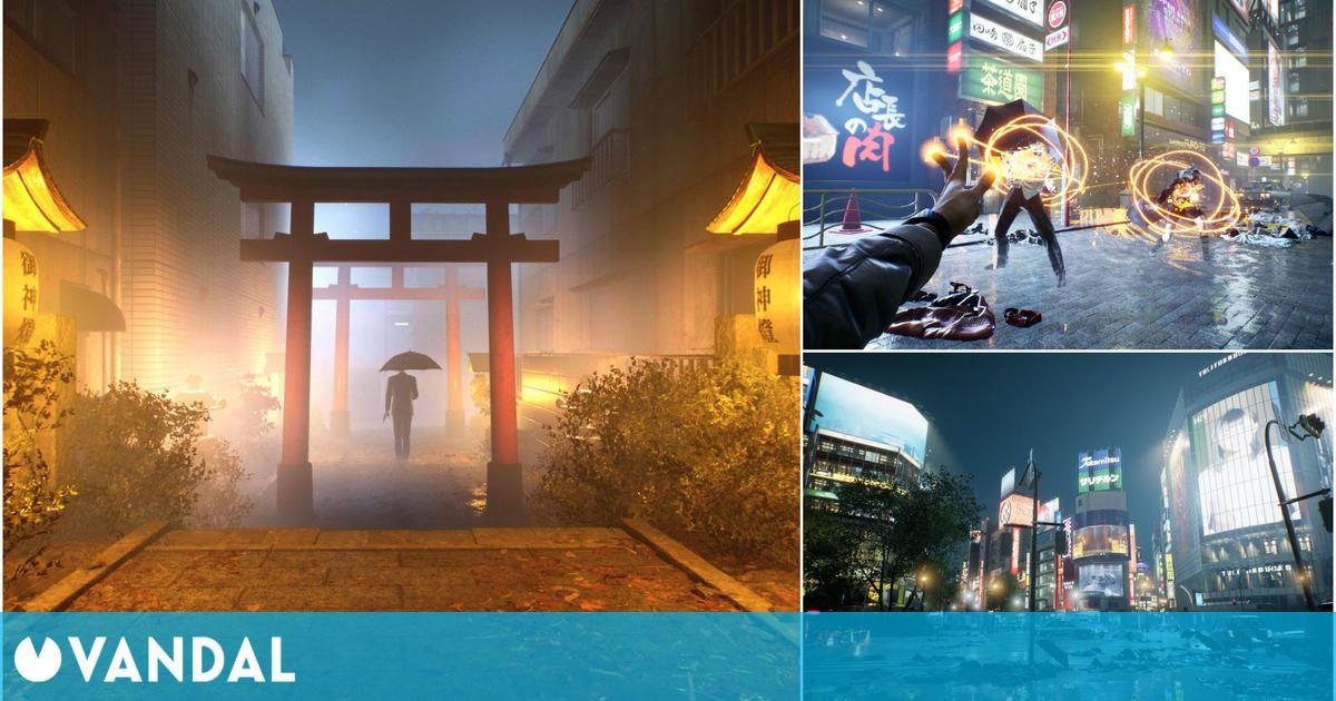 Ghostwire: Tokyo, lo nuevo de los creadores de The Evil Within, se retrasa a 2022
