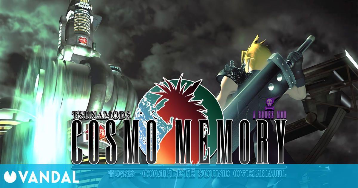 Este mod de Final Fantasy 7 para PC remasteriza todos los efectos de sonido