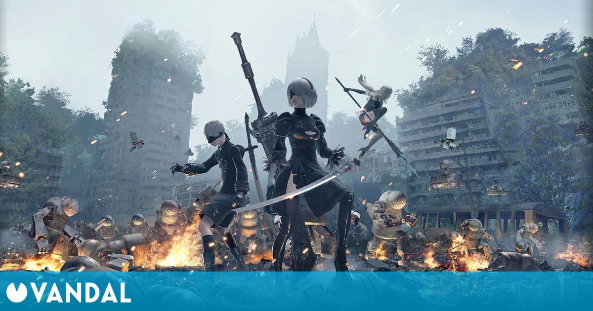 NieR Automata: Square Enix detalla las mejoras que traerá el parche de actualización de Steam