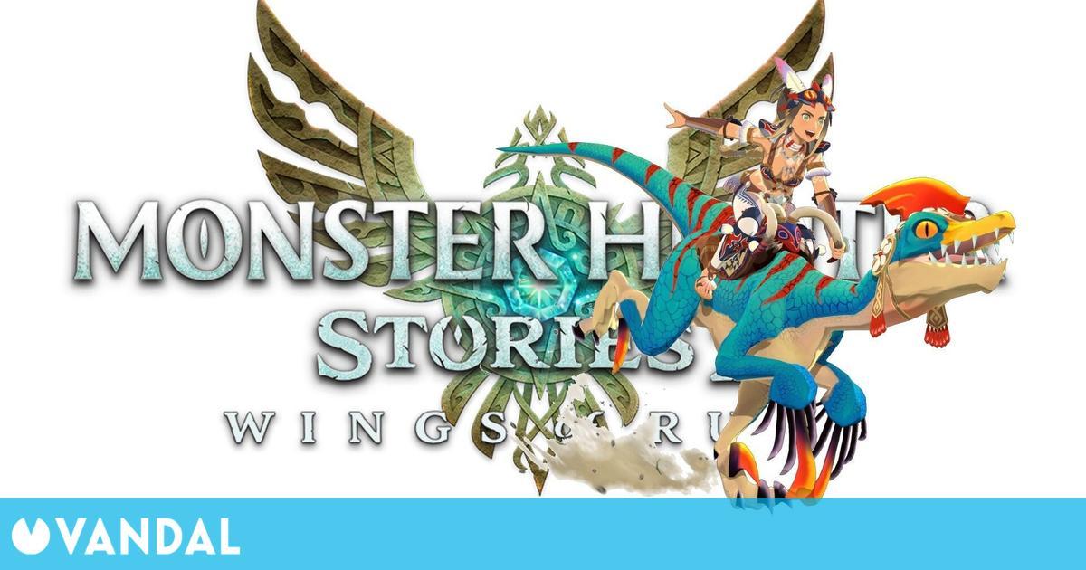 Monster Hunter Stories 2: Wings of Ruin establece un nuevo récord de usuarios en Steam
