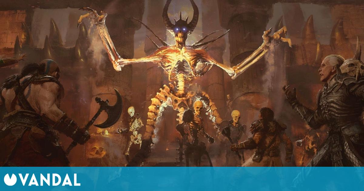 Diablo 2: Resurrected incluirá mejoras de efectos visuales, calidad de vida y más