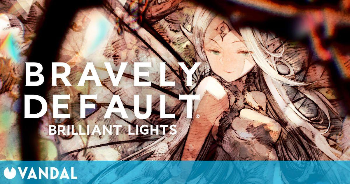 Anunciado Bravely Default Brilliant Lights, un proyecto para móviles por el 10 aniversario