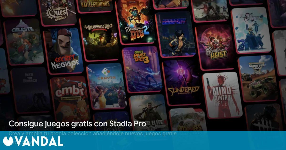 Stadia pagará a los creadores de los juegos de su suscripción dependiendo de su éxito