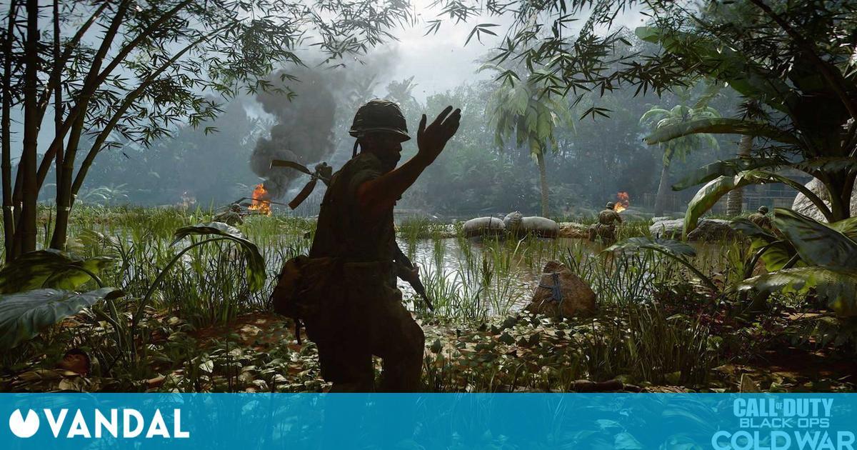 Call of Duty: Black Ops Cold War será gratuito la semana que viene