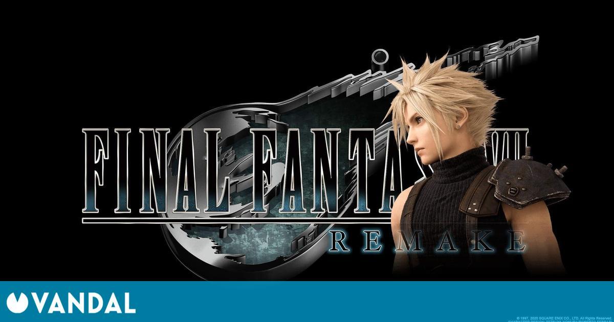 Final Fantasy 7 Remake: La parte 2 tendrá a Cloud 'deambulando por la naturaleza'