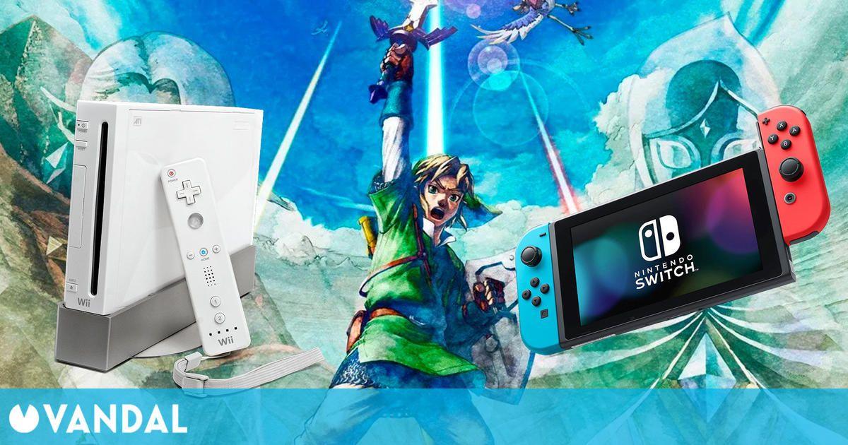 The Legend of Zelda: Skyward Sword HD: Comparan la remasterización con el original de Wii