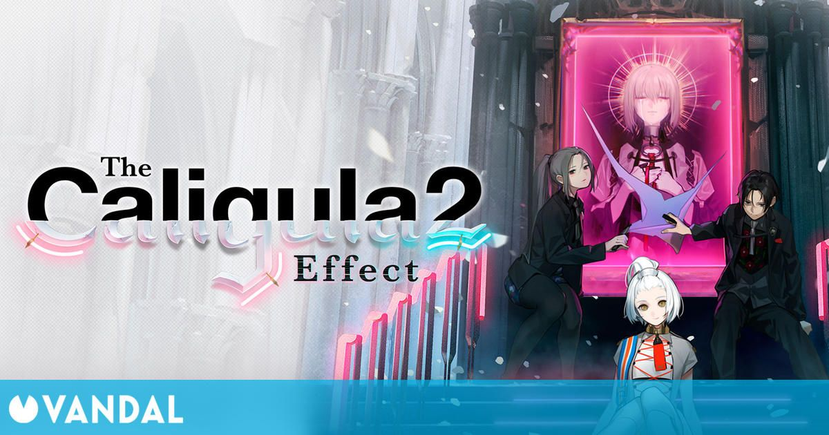 The Caligula Effect 2 se lanza en España el 22 de octubre