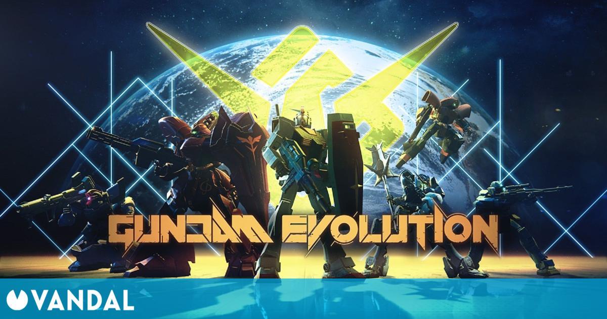 Gundam Evolution es un 'hero shooter' con robots que se parece mucho a Overwatch