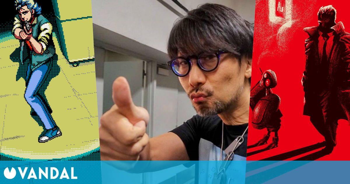 Kojima repartía folletos en las tiendas para promocionar Metal Gear y Snatcher