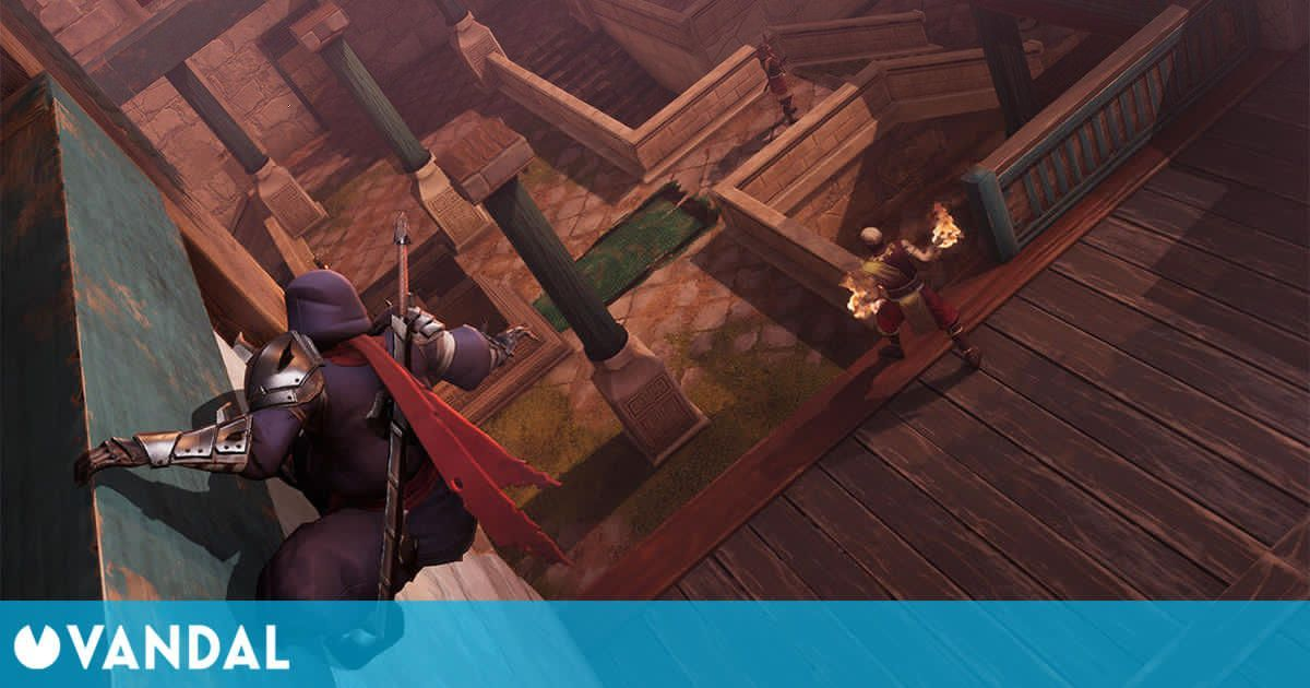 Aragami 2 muestra su sigilo y acción en un gameplay que detalla las mejoras jugables