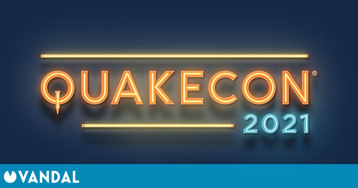 QuakeCon 2021 volverá del 19 al 21 de agosto y detallan sus actividades