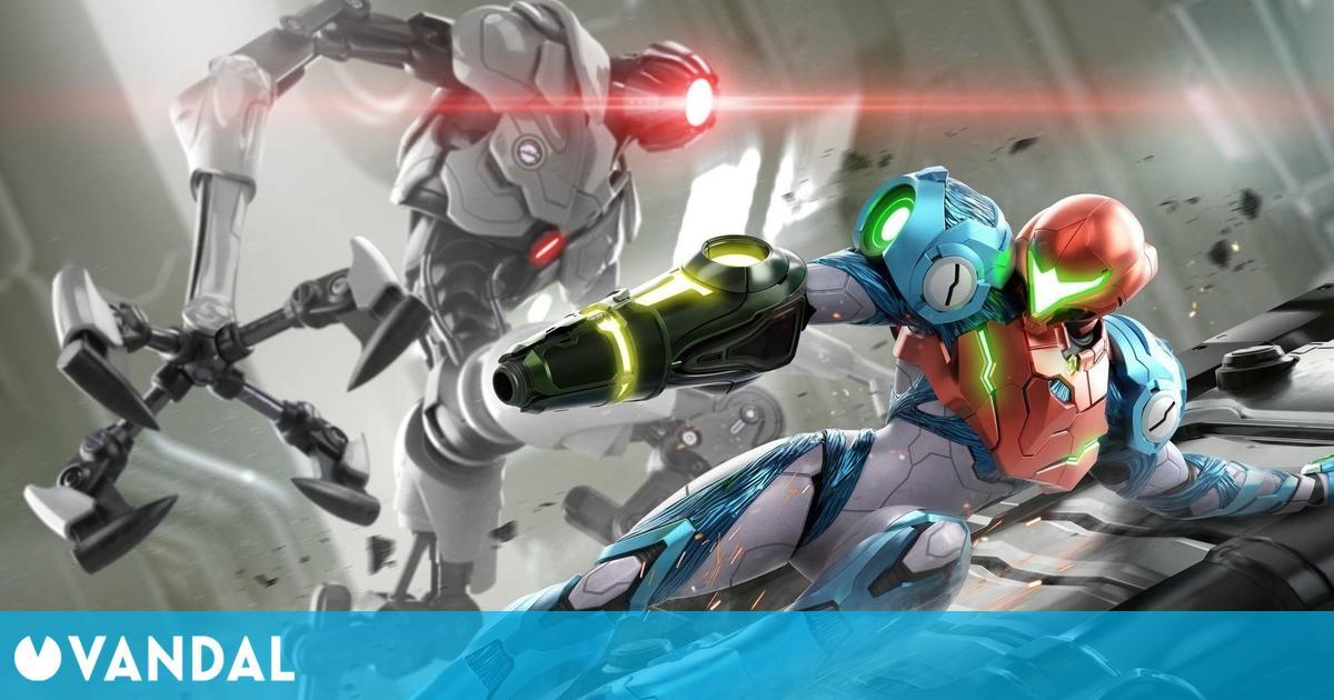 Nintendo explica las mejoras del mapa de Metroid Dread y desvela detalles del 'lore'