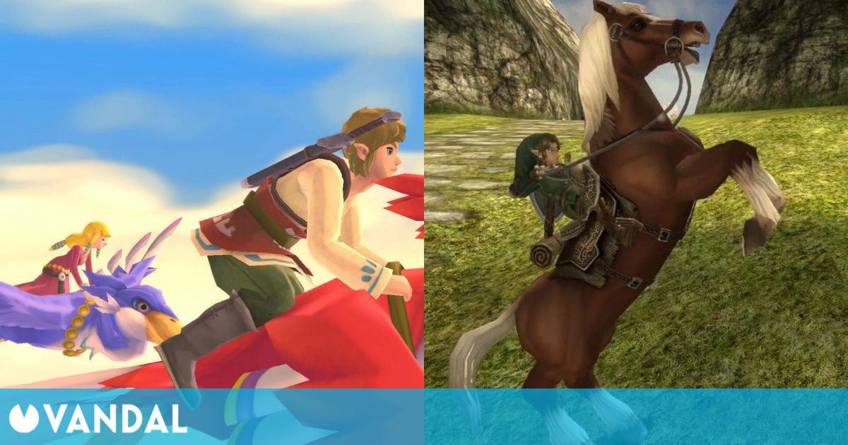Zelda Skyward Sword HD: Tantalus, responsables de Twilight Princess HD, hicieron el 'port'