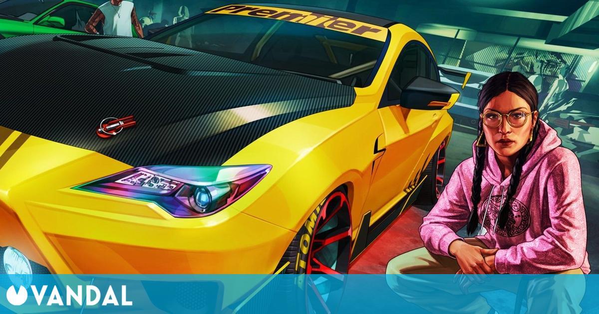 GTA Online: Algunos vehículos recibirán mejoras exclusivas de PS5 y Xbox Series