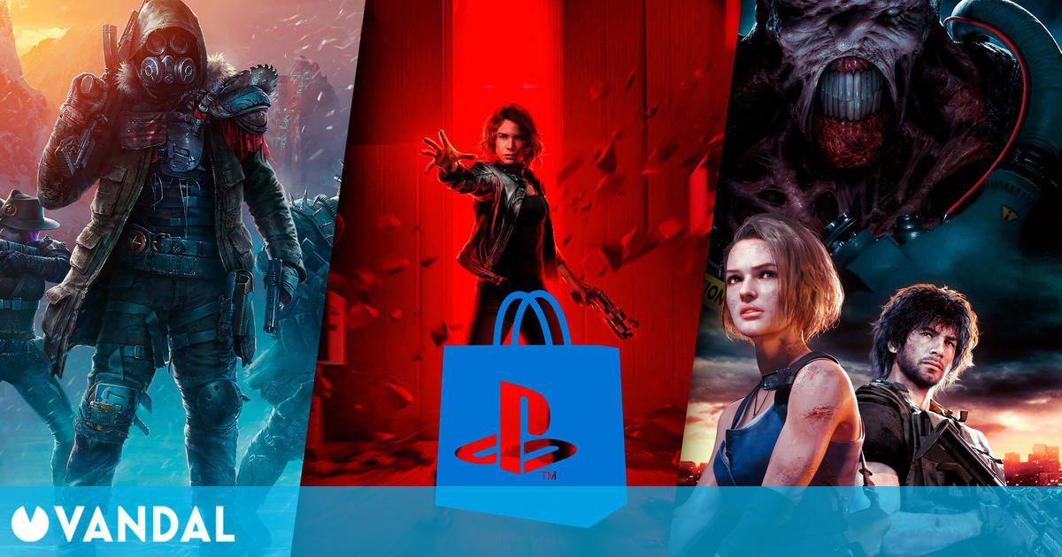 Ofertas PS Store: Los mejores descuentos por menos de 30, 20, 10 y 5 euros