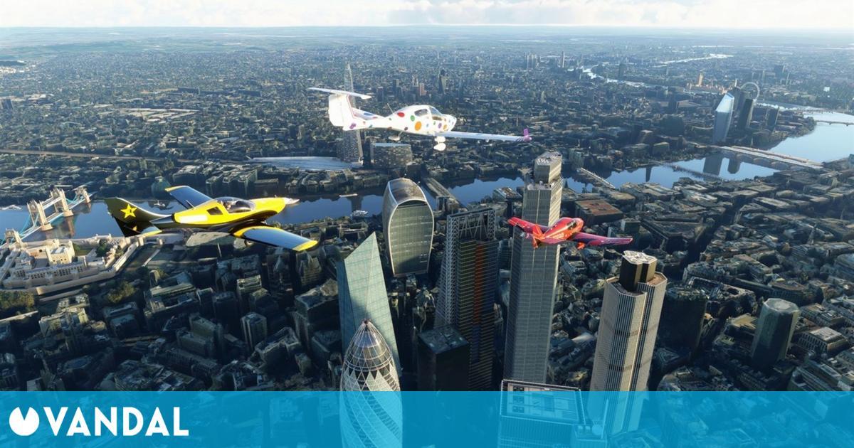 Microsoft Flight Simulator ocupará casi 100 GB en Xbox Series X y Xbox Series S