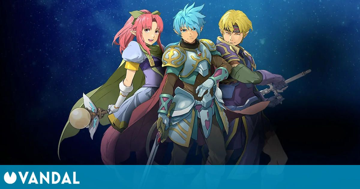 Star Ocean, la saga JRPG de Square Enix, cumple 25 años