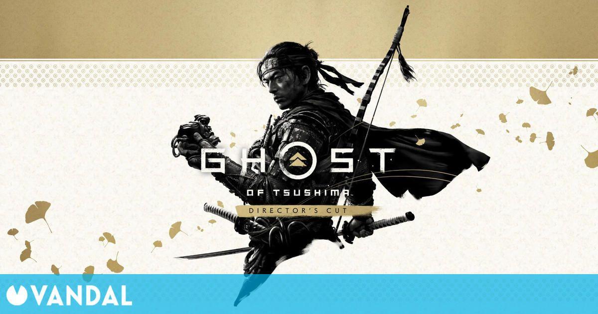 Ghost of Tsushima Director's Cut ocupará 60 GB de almacenamiento en PS5
