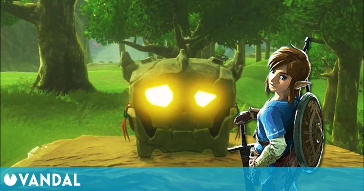 Zelda: Breath of the Wild: Consiguen abrir el cofre imposible del juego