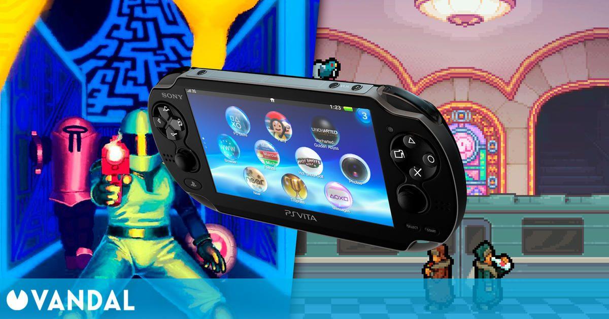 PS Vita recibe hoy sus dos últimos juegos en PS Store