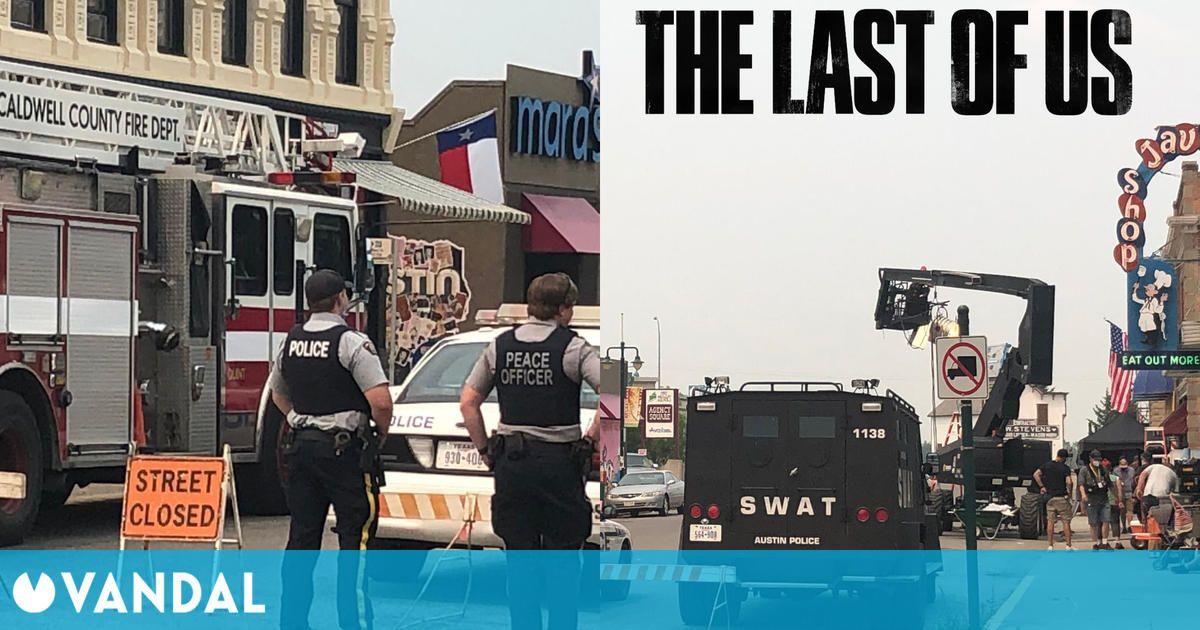 La serie de The Last of Us en HBO se deja ver en sus primeras imágenes del set de rodaje