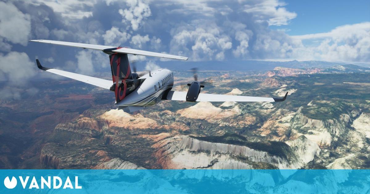 Microsoft Flight Simulator: Su próxima actualización mejorará su optimización