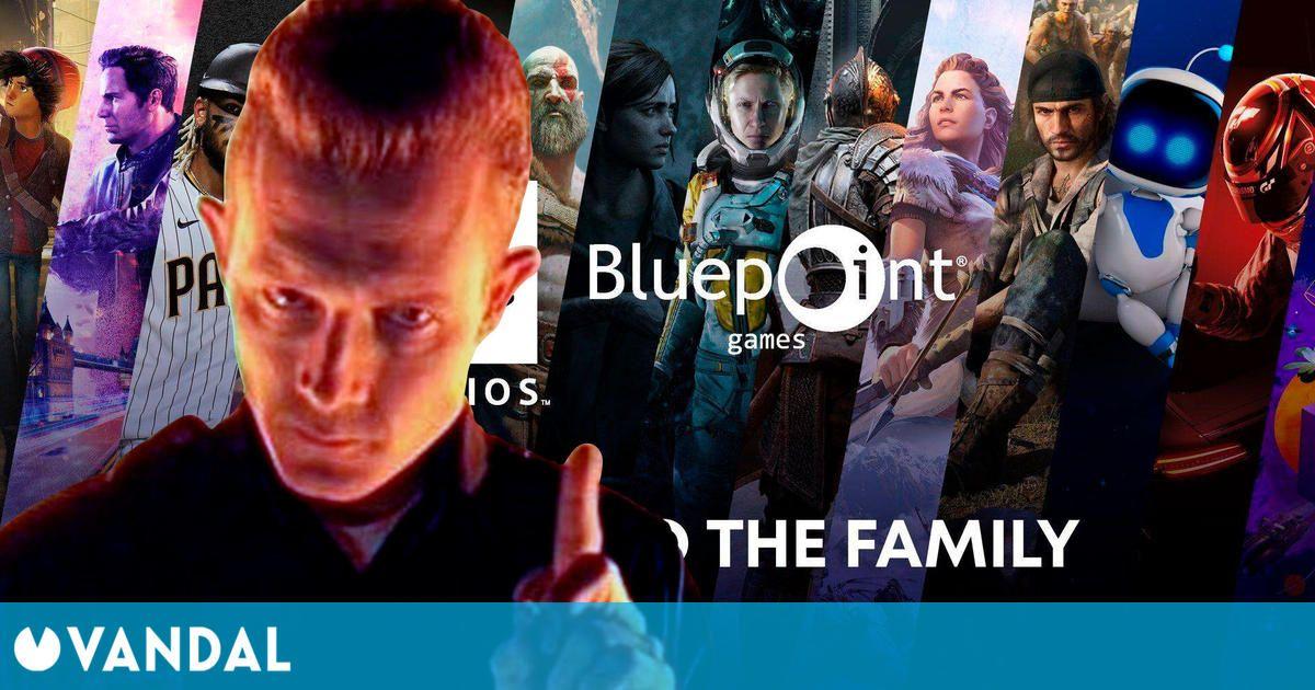 Bluepoint Games niega, por el momento, que hayan sido adquiridos por Sony