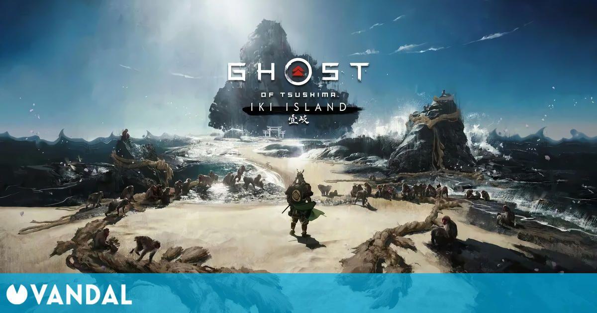 Ghost of Tsushima nos cuenta la historia de su expansión en un nuevo tráiler