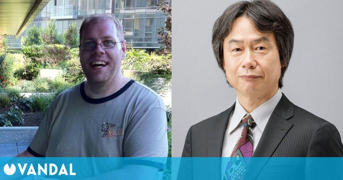 David 'Zoid' Kirsch se retira de la industria y recuerda una anécdota con Shigeru Miyamoto