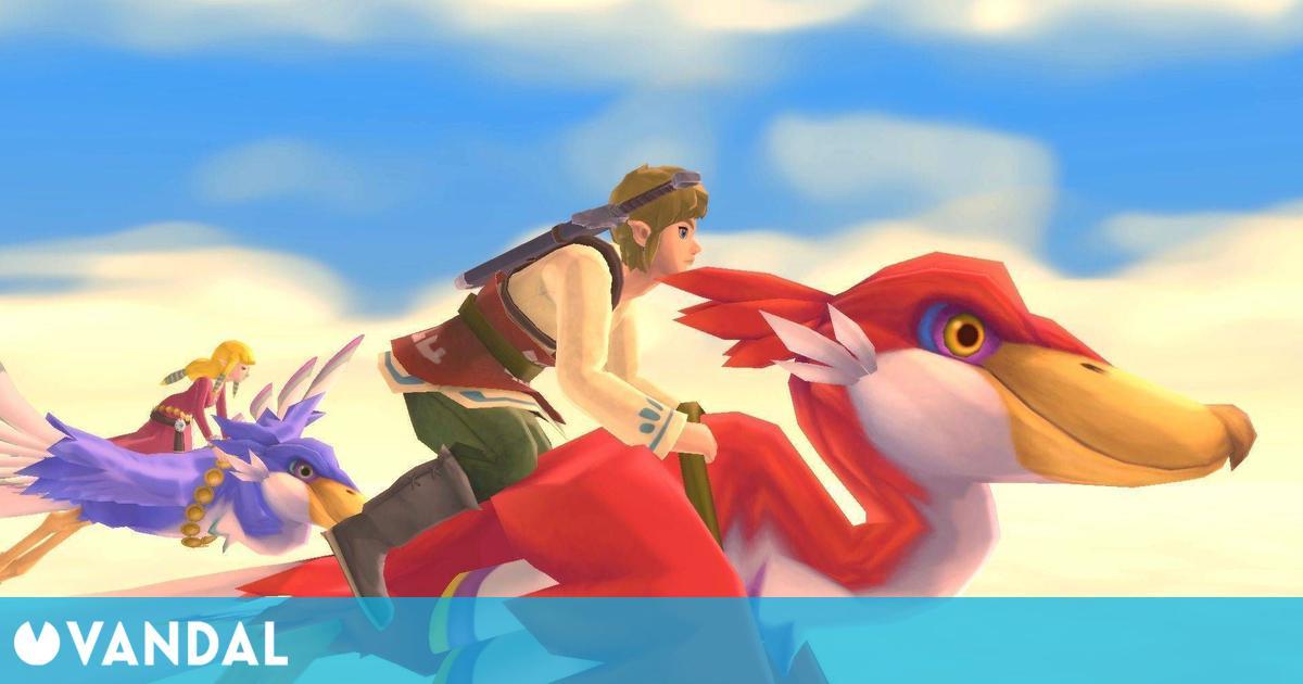The Legend of Zelda: Skyward Sword HD presume de mejoras en un nuevo tráiler