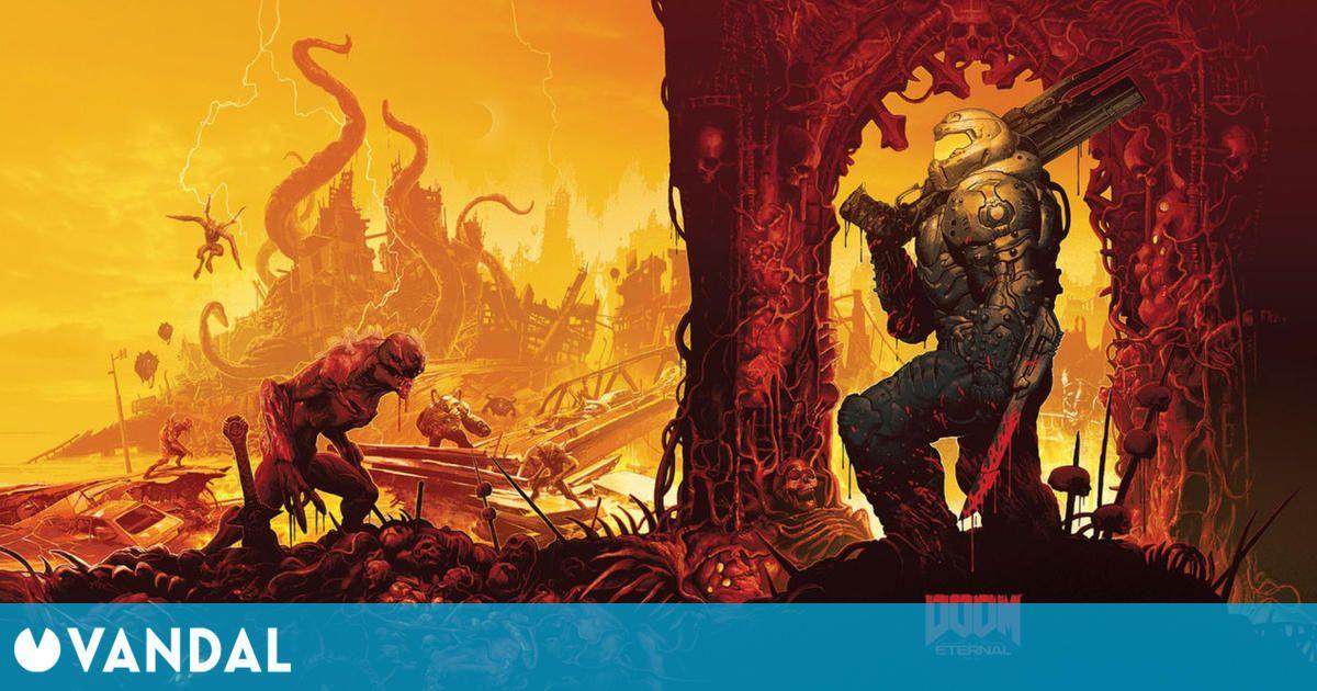 DOOM Eternal cancela su modo Invasion gratuito y lo sustituye por un nuevo modo hordas