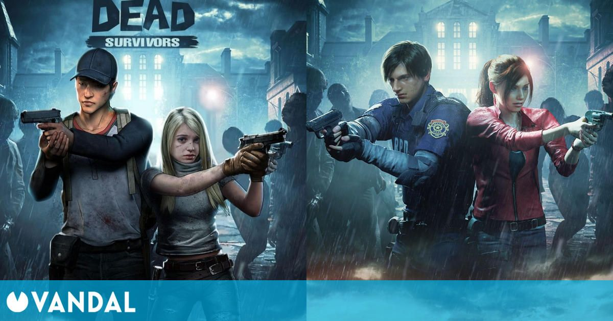 The Walking Dead: Survivors plagió a Resident Evil 2 Remake y sus creadores se disculpan