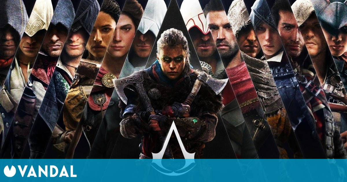 Assassin's Creed Infinity ofrecerá 'ricas experiencias narrativas' como la saga original