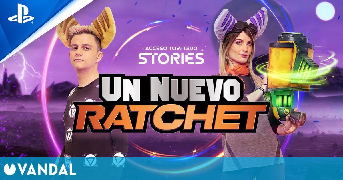 Ya disponible el divertido cortometraje Acceso Ilimitado Stories: Un Nuevo Ratchet
