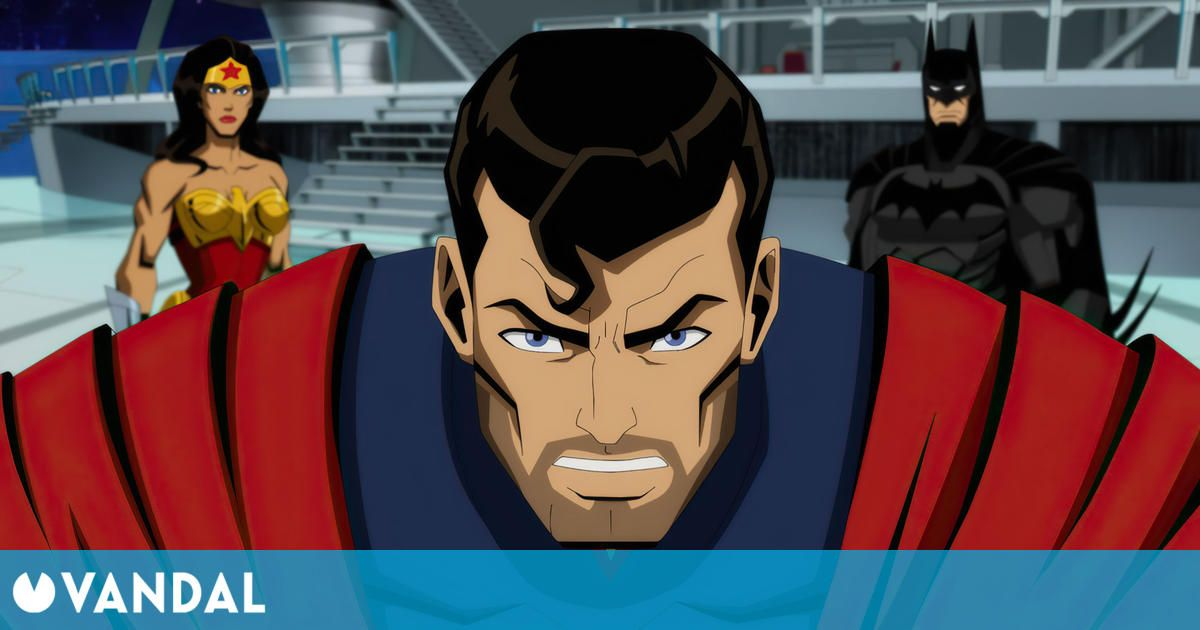 La película animada de Injustice: Gods Among Us se estrena este otoño