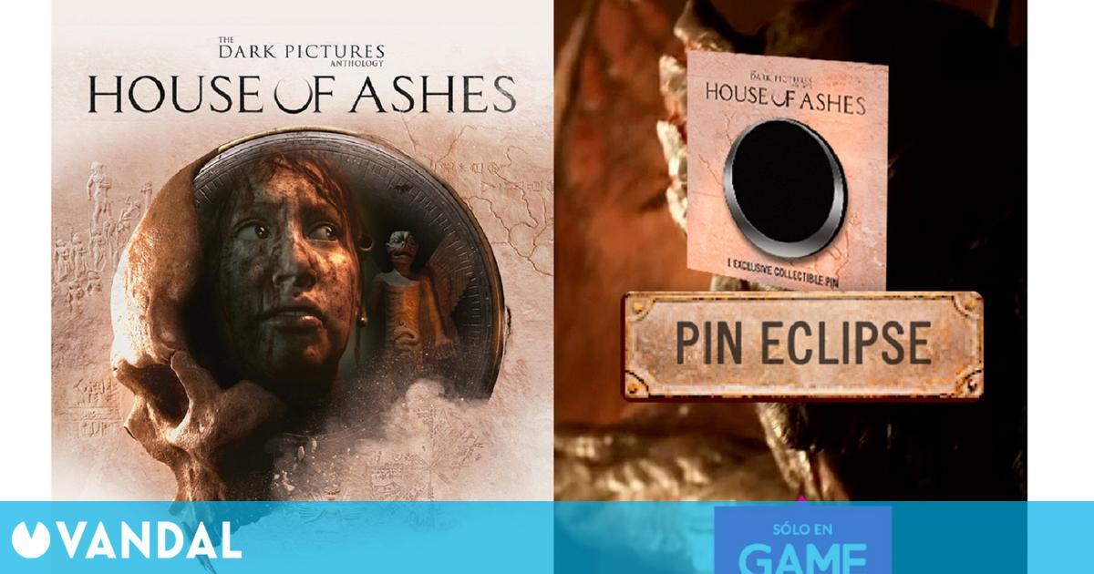 GAME España regala un exclusivo pin y un DLC con la reserva de House of Ashes