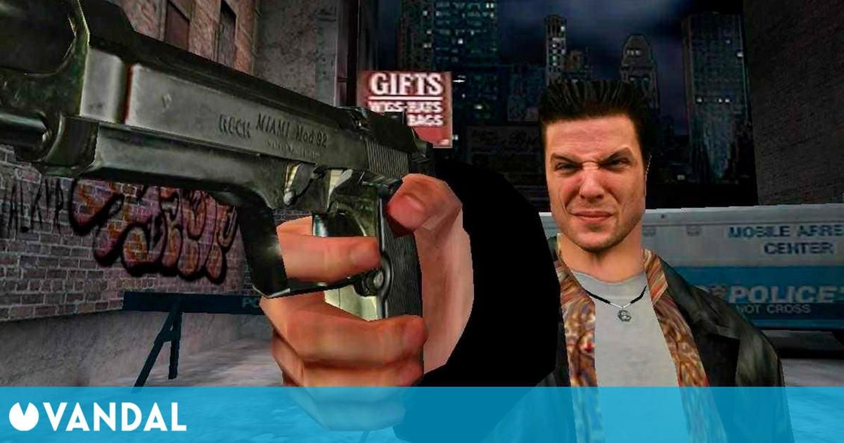 Max Payne de Remedy Entertainment cumple 20 años